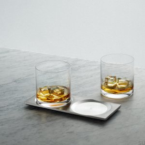 A set of whiskey glasses - Whiskey Steel