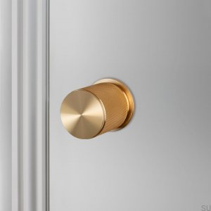 Door Knob Brass