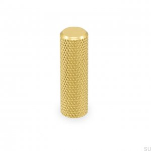 Furniture knob Graf Mini Dark Gold