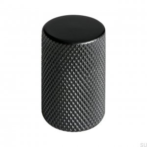 Graf Black furniture knob